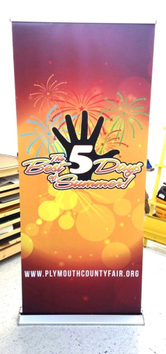 Pull-up Display Banners